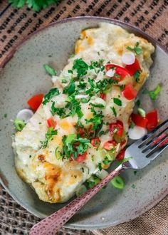 Chicken Enchilada | 27 Uplifting Foods To Get You Through Uncertain Times