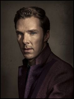 Benedict Cumberbatch, who portrays Turing in The Imitation Game, 2014