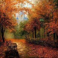 Художники рисуют осень. Осенняя пора. Обсуждение на LiveInternet - Российский Сервис Онлайн-Дневников
