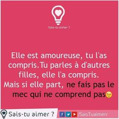 Sais Tu Aimer ?: (notitle) French Quotes, English Quotes, Bad Quotes, Love Quotes, Life Words, Great Words, Just Me, Self Improvement, True Stories