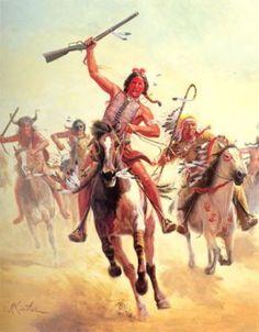 L'Histoire sans idées reçues : le scalp chez les Indiens d'Amérique - AgoraVox…