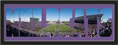 Personalize Your Name With Framed Kansas State Wildcats Bill Snyder Family Football Stadium Large Panoramic Behind Your Name Or Purchase as -WILDCATS- Letter Cut Out-Framed Awesome & Beautiful-Must For Any Fan! Art and More, Davenport, IA http://www.amazon.com/dp/B00G6GUXZ4/ref=cm_sw_r_pi_dp_AspIub1K9SNEG