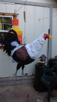 Piñata gallo ☺♥