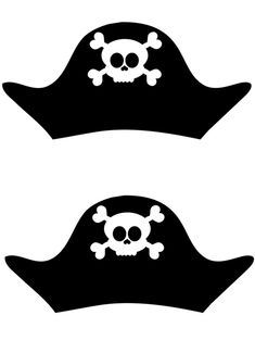 Pirate Hats, Pirate Theme, Pirate Activities, Preschool Activities, Theme Carnaval, Sailor Theme, Twins 1st Birthdays, Pirate Birthday, Character Costumes