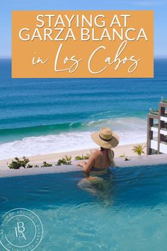 Staying at Garza Blanca Resort & Spa in Los Cabos • The Blonde Abroad Girlfriends Getaway, All Inclusive Packages, Pool Service, Sailing Trips, Cabo San Lucas, Beautiful Hotels, Mexico Travel, Mexico City, Resort Spa