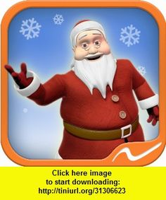 Talking Santa 2 for iPad, iphone, ipad, ipod touch, itouch, itunes, appstore, torrent, downloads, rapidshare, megaupload, fileserve