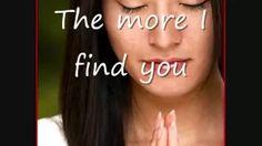 the more i seek you kari jobe - YouTube
