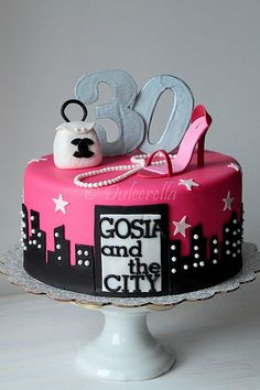 Sex And The City Cakes 7