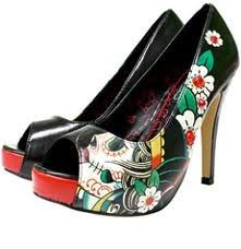 Iron Fist Shoes - mmmm lovely