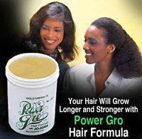 Gro Hair Formula Gold Medal Allnatural Grow Beautiful