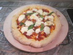 Péntek: Pizza Margherita Hawaiian Pizza, Vegetable Pizza, Vegetables, Food, Essen, Vegetable Recipes, Meals, Yemek, Veggies