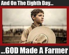 Paul Harvey 'So God Made A Farmer' Speech - loved it; best superbowl commercial EVER