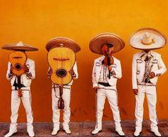 Four Charros from San Miguel de Allende.