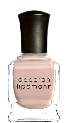 """Naked"", Just purchased this. I'm a die hard O.P.I user, but Deborah Lippmann is a new favorite!"