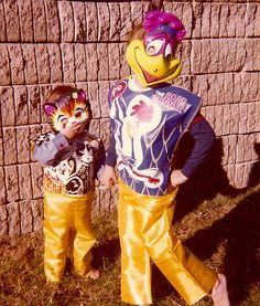 Wow, costumes have come a long way>>>