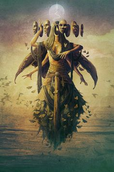 The Faceless/Jason Engle Dark Fantasy Art, Fantasy Artwork, Fantasy Kunst, Dark Art, Fantasy Inspiration, Character Inspiration, Character Art, Painting Inspiration, The Faceless