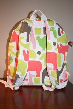 backpack pdf pattern on Etsy