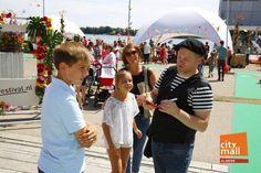 Bierviltjestekenaar Stadstuinen Festival, Citymall Almere - Sandor Paulus
