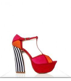 Ricky Sarkany, high heels - Antonia