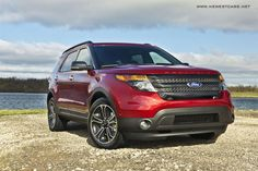 2013 Ford Explorer Sport version will return to the market in 2013. in the new version with a very economical gasoline engine. The new Explorer Sport used for bi-turbo EcoBoost V6 power of 350 hp. 2013 Ford Explorer Sport  is also equipped with all-wheel drive system & Terrain Management System, which modifies the operation of the engine, transmission, all-wheel drive and stability control system, depending on ground conditions