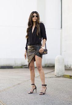 29 melhores imagens de SAIA no Pinterest   Accessorize skirts ... 03b302f96d