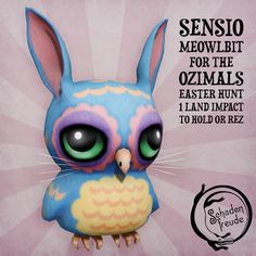 Ozimals - Brought to you by Magic of Oz: The Magic of Oz 2016 Easter Egg Hunt!