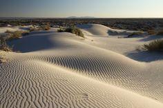 Gypsum sands of the Salt Basin Dunes Guadalupe Mountains National Park, Gypsum, Sands, Dune, The Great Outdoors, Basin, National Parks, Explore, Plaster