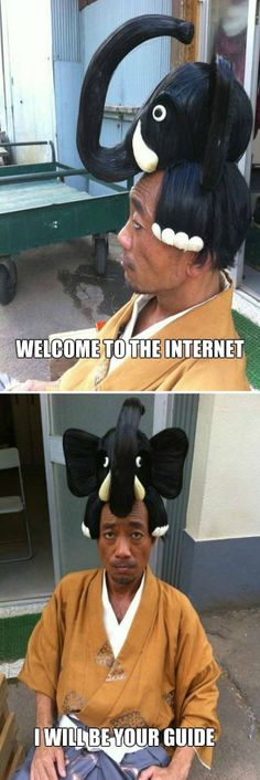 Welcome To The Internet - www.meme-lol.com