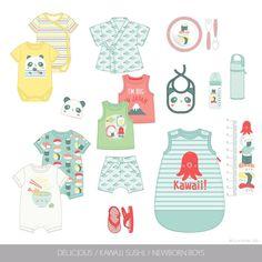 Future Perfekt Baby Childrenswear Trend Forecast S/S 2017