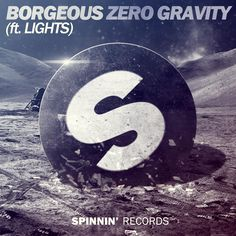 Unofficial cover of Borgeous - Zero Gravity (ft. Lights)