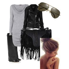 """""""those boots"""" by katie-mulder on Polyvore"""