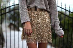 Knit & Glitter <3