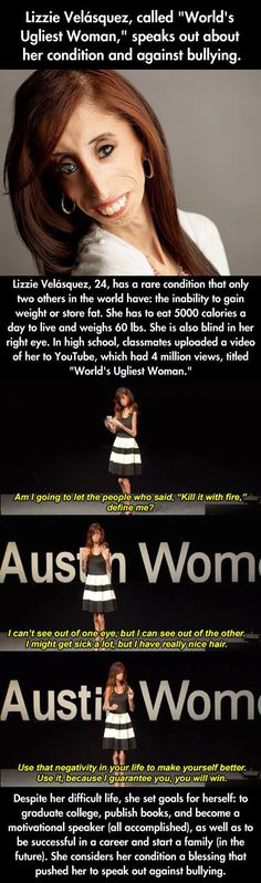 Definitely One Of The Most Courageous Women On Earth - Love hearing her talk.