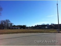 612 Catskill Dr. Springfield, IL.  Springfield IL land for sale, Springfield IL Homes for sale.