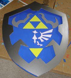 Link Costume (Legend of Zelda) - Step by Step