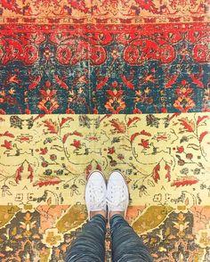 Patterns galore! #ihaveathingforrugs #rugs #ruglove #ihavethisthingwithfloors #amazingfloorsandwanderingfeet #amazingfloors #fwis #fromwhereistand #fromwherewestand #fromwhereonestands #homedecor #decor #interiordesign #design #style #viewfromthetop #viewfromabove #instalike #instagood #instadaily #vscocam #acolorstory #vscogood #selfeet #shoestagram #happyfeet #ihavethisthingwithrugs #converse #marshalls #marshallsfinds