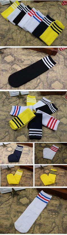 Football Stripes Socks