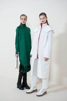 Backstage, Fashion Runway Show, Paris Fashion, New Outfits, Hermes, Rain Jacket, Windbreaker, Fall, Coat