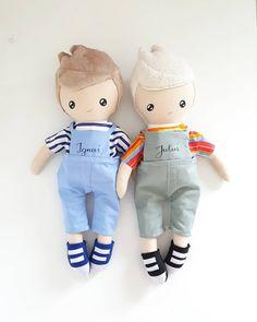 Done! Pierwsze lalki w wersji ch?opi?cej wyruszy?y ju? do nowego domu. Oby si? spodoba?y #handmade #handmadedoll #doll #heirloomdoll?