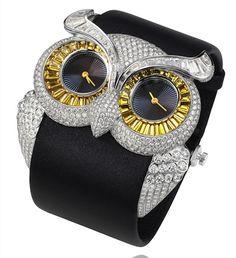 Chopard #owl  #watch