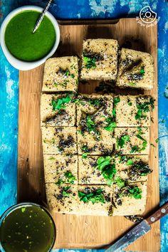 Instant Oats Rava Dhokla   Oats Suji Ka Dhokla   Vidoe Recipe