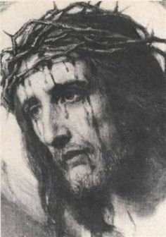 """3rd Sorrowful Mystery:The Crowning of Thorns:The cruel soldiers mocked Jesus  pressed upon HIm a crown of thorns and.placed a reed into His right hand. They  pranced around Jesus shouting in jest, """"Hail King of the Jews"""" and mockingly they bowed down before Him. They  took the reed from His hand and struck His head with it. His own blood blinded Him as it trickled into His Eyes and compounding the throbbing pain caused by the crown of thorns upon His head."""