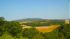 2014, week 44. Countryside, Volterra - Tuscany, Italy. Picture taken: 2012, 08