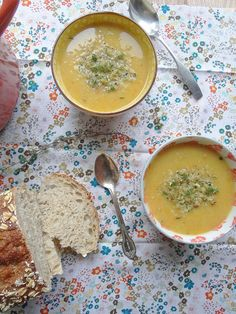Creamy Potato Carrot Leek Soup