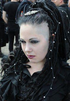 images of gothic models | Gothic Girls