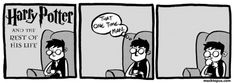 Harry Potter And The Rest Of His Life (the 8th book) #harrypotter #lol #comic