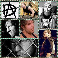 Dean Ambrose Is MY Boo<3<3<3<3<3<3<3