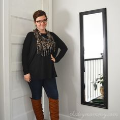 My Non-Maternity Fall Maternity Uniform (& On Turning 31) | The DIY Mommy