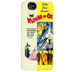 Wizard of Oz Movie Poster iPhone Case