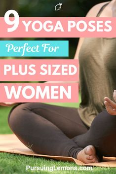 Yoga lifestyle 593560425871784834 - Struggling to lose weight? These yoga poses for plus-sized women are perfect for burning fats and shedding those extra pounds! Source by pursuinglemons Beginner Workout At Home, Workout For Beginners, At Home Workouts, Yoga Workouts, Learn Yoga, How To Do Yoga, Fitness Tracker, Fitness Motivation, Fitness Goals